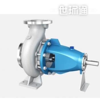GE系列标准端吸离心泵