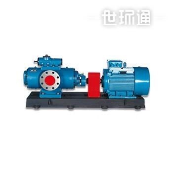 单吸双螺杆泵 2G系列