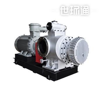 双吸双螺杆泵 HW 系列