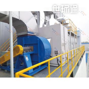 QFS型沸石转轮吸附再生系统