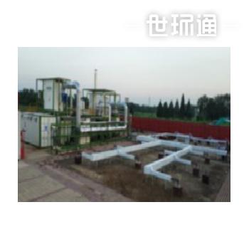 洁菲士-土壤原位固化设备