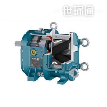 BLUEline旋转凸轮泵