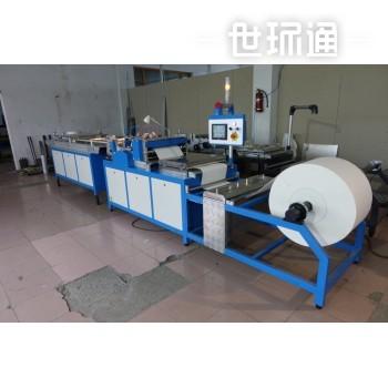 ZDH-600滚筒式空气滤芯折叠生产线