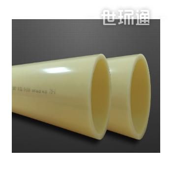 PVC-O自增强实壁管