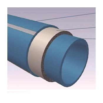 洁水蓝色管道(空调用管道系统)