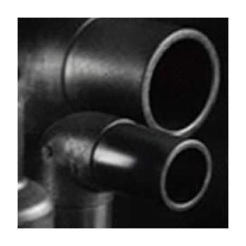 洁水黑色管道(地源热泵管道系统)