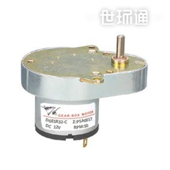 永磁直流减速电机 DKGSE-32-C