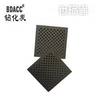 多孔活性炭薄片滤芯 空气净化活性炭片