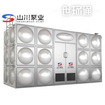 HLXB型智能化箱式泵站