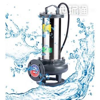 SWQ无堵塞潜水排污泵