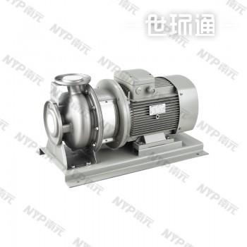 HS/HM不锈钢卧式单级离心泵