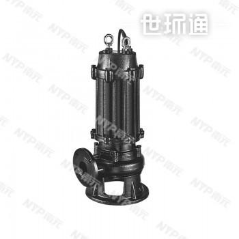 WQ普通型污水污物潜水电泵