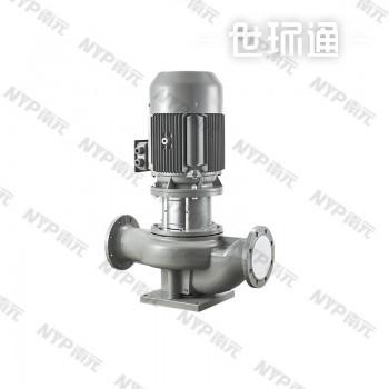EC管道循环泵