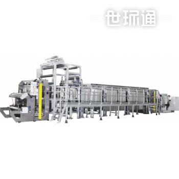 水处理反渗透膜铸膜机