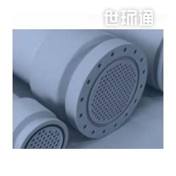 MF-PP 管式微滤膜软化系统抗晶体膜