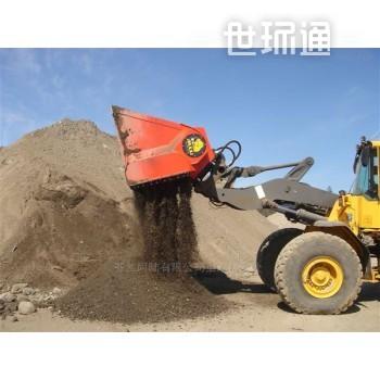 土壤破碎混合设备