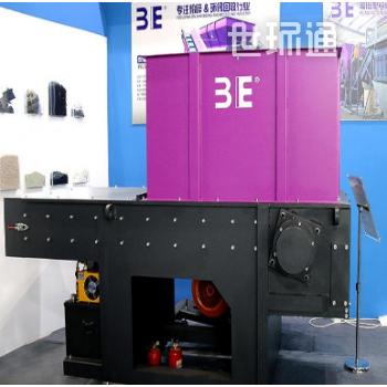 3E-广州联冠机械-PVC管材撕碎机-WTP单轴撕碎机系列