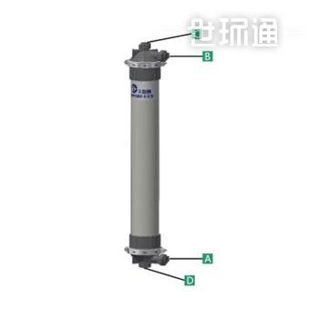外压式PVDF中空纤维膜组件