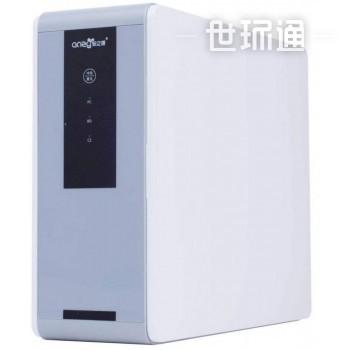 安之源(anzy)大流量净水器 家用厨下式 纯水机直饮RO反渗透 低废水 三合一复合滤芯 S500