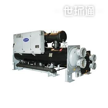 AquaEdge® 23XRV 高效,水冷式 变频螺杆式冷水机组
