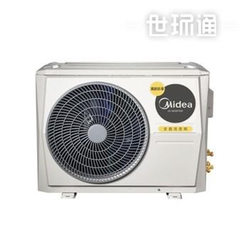 美的家用中央空调全直流变频风管机 智能家电 乐享大2匹 KFR-51T2W/BP3DN1-LX