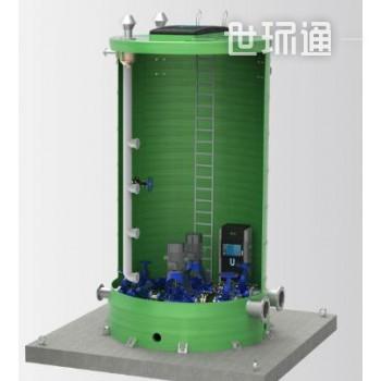PW 一体化供水泵台