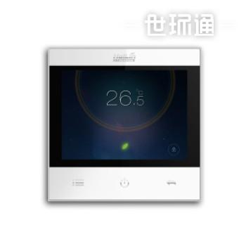炫动彩色触摸智慧温控器(空调型)