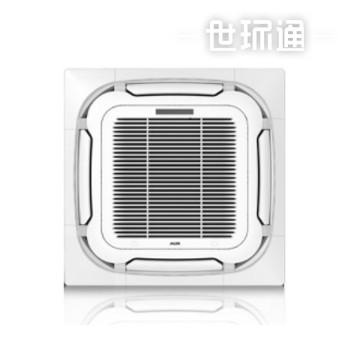 AUX奥克斯3匹冷暖天花机家用中央空调商用一拖一吸顶嵌入式天井机