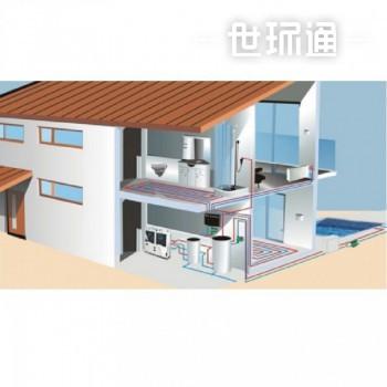 空气源热泵系统