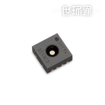 数字温湿度传感器 SHT3X