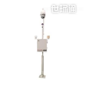 HN-CK3000 立杆扬尘在线监测系统(β射线)