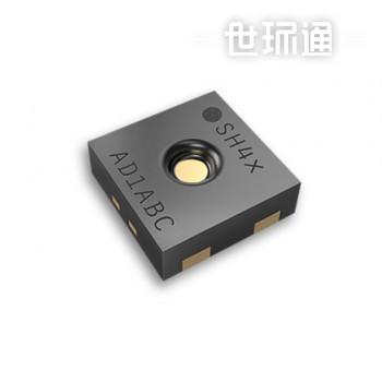 数字温湿度传感器 SHT4X