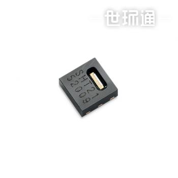 数字温湿度传感器 SHT2X