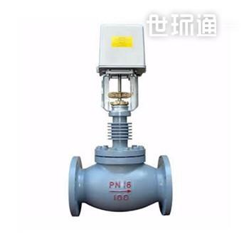 VB7200电动二通蒸汽调节阀
