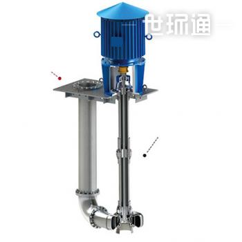XDB(G)超高温硫酸液下泵