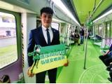 为落实疫情防控要求,武汉地铁全程开启新风系统