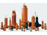 污水泵的安装连接方法 污水泵和吸沙泵有什么区别