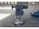 信息电动调节阀选型方法应注意的 工业电动调节阀安装维护