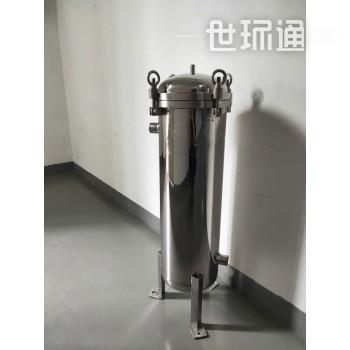 液体袋式过滤器精密高效袋式过滤器