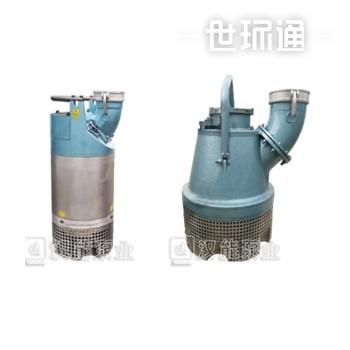 DQ系列低液面潜水抽排泵
