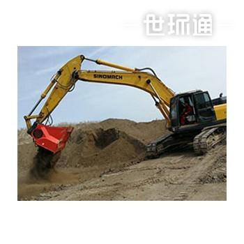 泥土粉碎机
