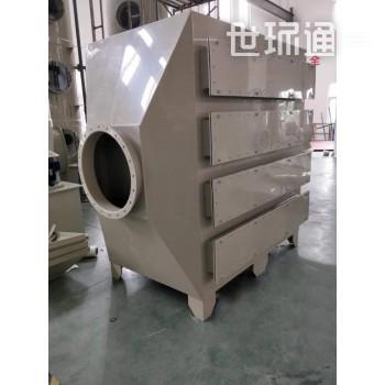 高效活性炭吸附箱除臭箱