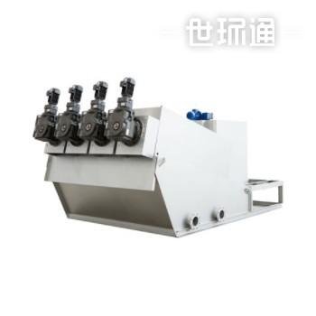 DDL系列叠螺污泥脱水机