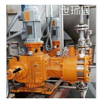 ITC爱铂施液压隔膜计量泵