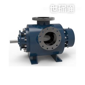 高压型双螺杆泵