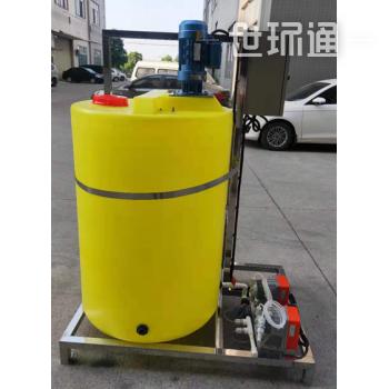 空调水循环水加药装置