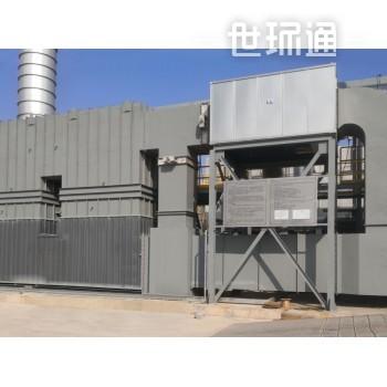 气体板式换热器