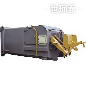 移动垃圾压缩箱(提桶)