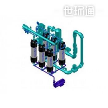 膜除氧器(锅炉给水除氧)