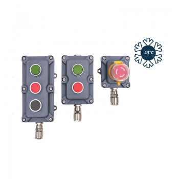 Explosion-proof control box MAMX-09 series